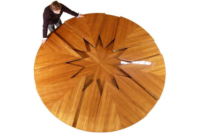 The $50,000 Expandable Tabe U2013 The Fletcher Capstan Table