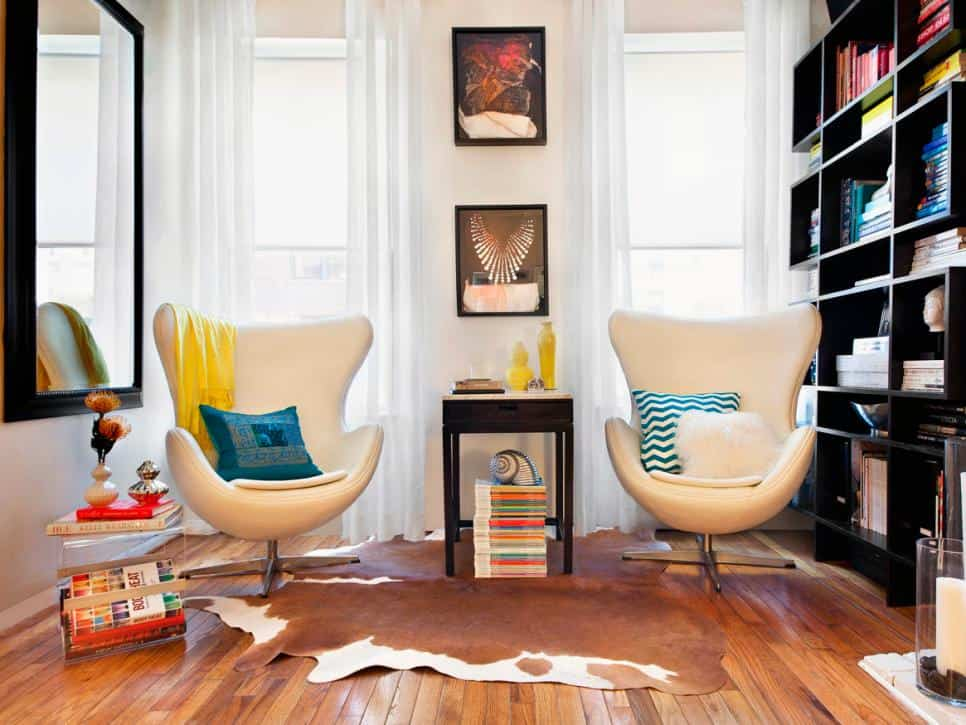 Small_Apt Living Room Jenna Pizzigati Coppola
