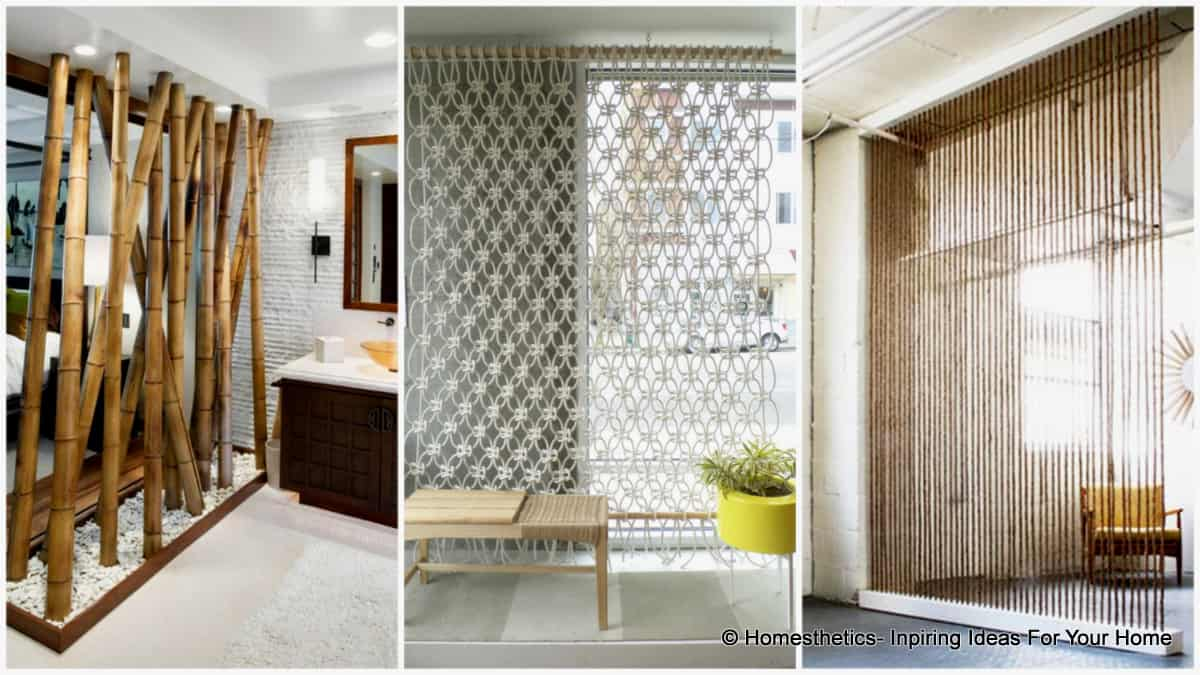 Top Ten DIY Room Dividers for Privacy in Style ...
