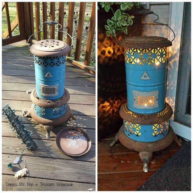 17 Fun Creative Projects That Repurpose Old Items