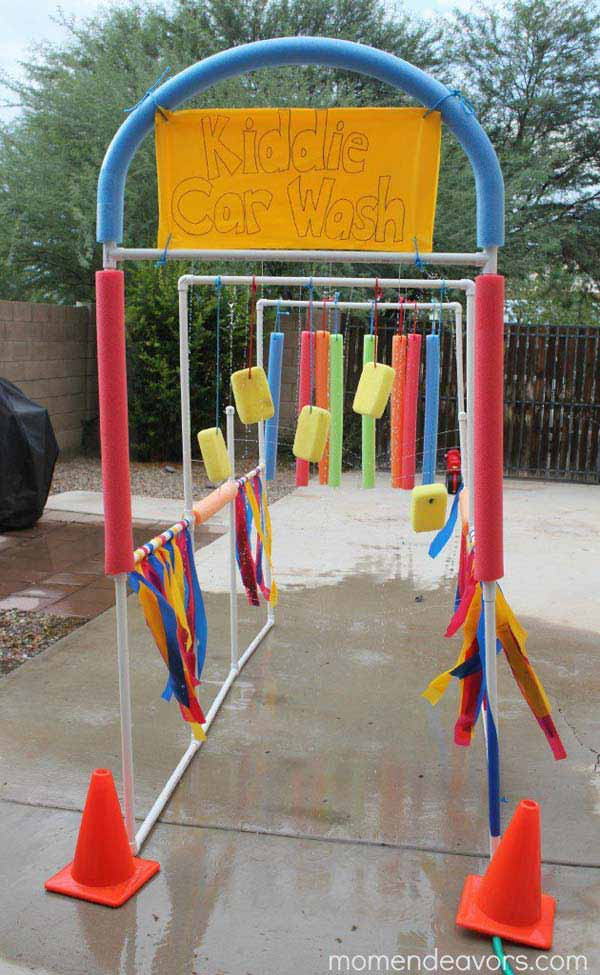 Pool Noodle Ideas Kids Toddlers
