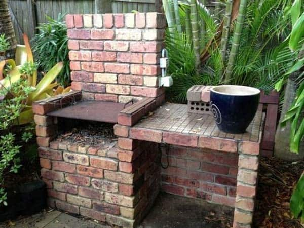 23 Beautiful and Ingenious Brick Projects For Your Home homesthetics decor (16)