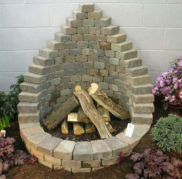23 Beautiful and Ingenious Brick Projects For Your Home homesthetics decor (19)