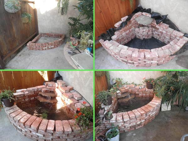 23 Beautiful and Ingenious Brick Projects For Your Home homesthetics decor (3)