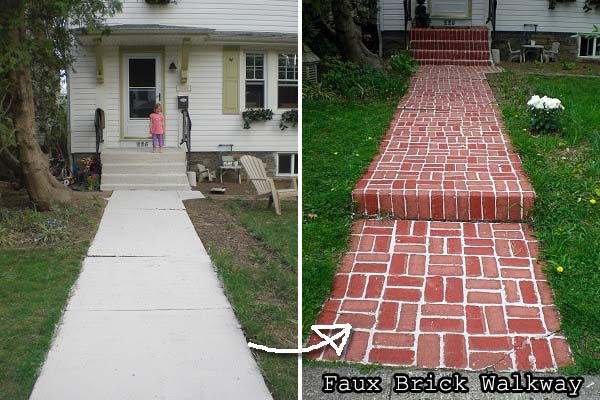 23 Beautiful and Ingenious Brick Projects For Your Home homesthetics decor (7)