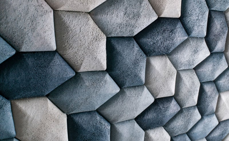 25 Spectacular 3D Wall Tile Designs To Boost Depth and Texture homesthetics ideas (9)