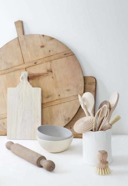 28 Delicate Beautiful Wooden Kitchen Utensils-homesthetics (16)