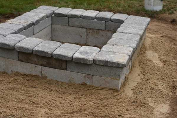 RECTANGULAR FIRE PIT READY TO ENTERTAIN