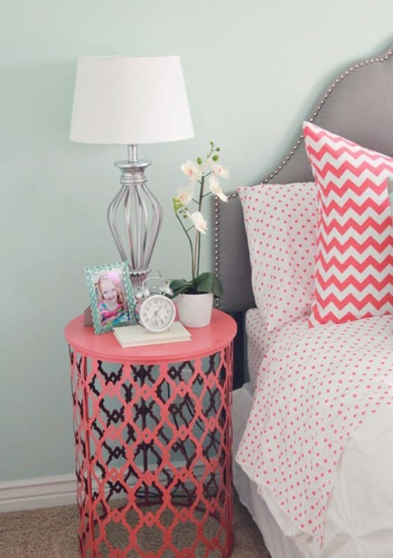 12. SIMPLE ELEMENTS CAN BRING COLOR AND PATTERN