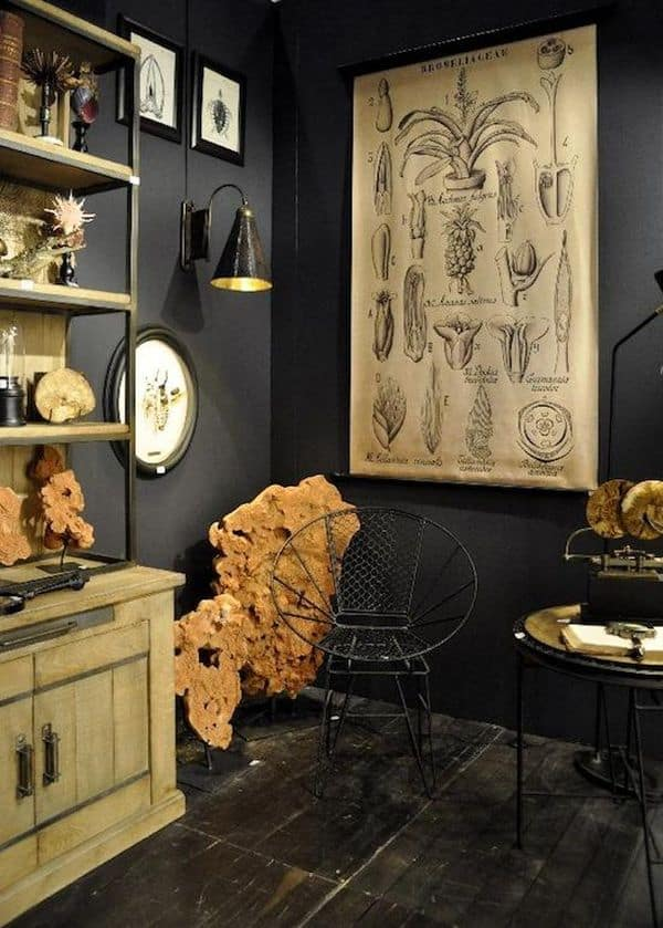 adopt the unconventional steampunk decor in your home homesthetics 1 - Steampunk Interior Design Ideas