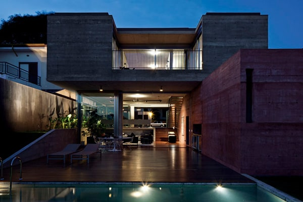 Boaçava-House-Exposed-Concrete-Home-by-Una-Arquitetos-10