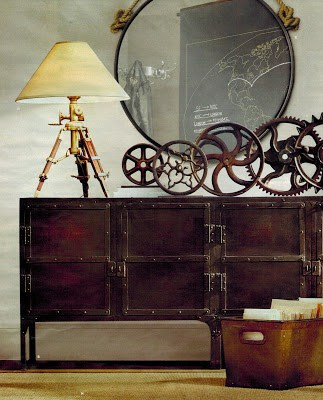 CREATING A STEAMPUNK COMPOSITION-HOMESTHETICS (1)