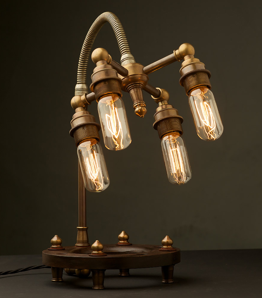 How To Try The Unconventional Steampunk-Decor In Your Home-homesthetics (6)