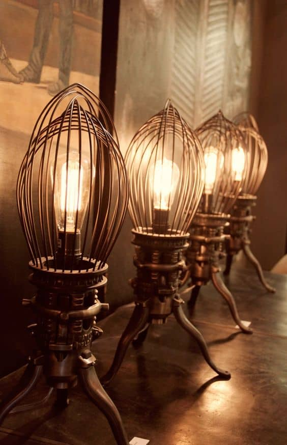 How To Try The Unconventional Steampunk-Decor In Your Home-homesthetics (8)