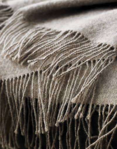 wool regardless of color falls in the taupe palette