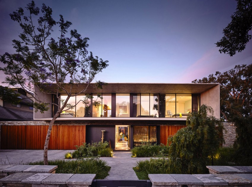 Ordinaire MATT GIBSON ARCHITECTURE DESIGNS CONCRETE HOME IN MELBOURNE