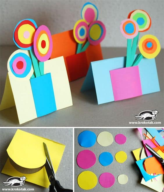 Mother S Day Craft Ideas For Preschoolers Homesthetics Inspiring