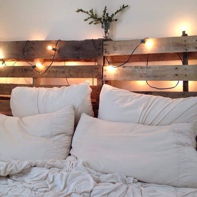 New Recycled pallet bed frames projects homesthetics