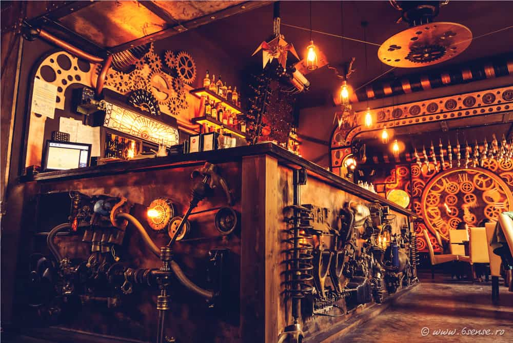 Adopt The Unconventional Steampunk Decor In Your Home Homesthetics