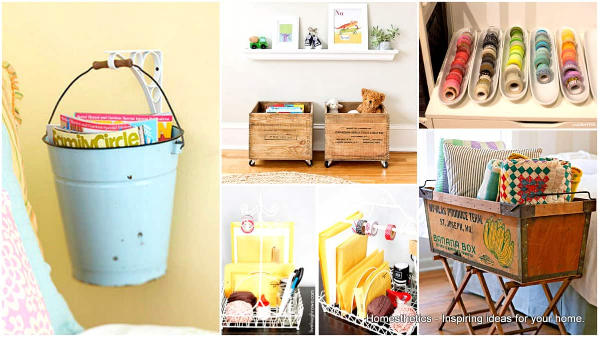 Simply Brilliant Storage Options For Your Home