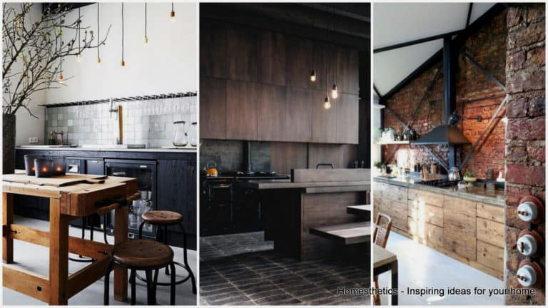Top 20 Most Beautiful Wooden Kitchen Designs