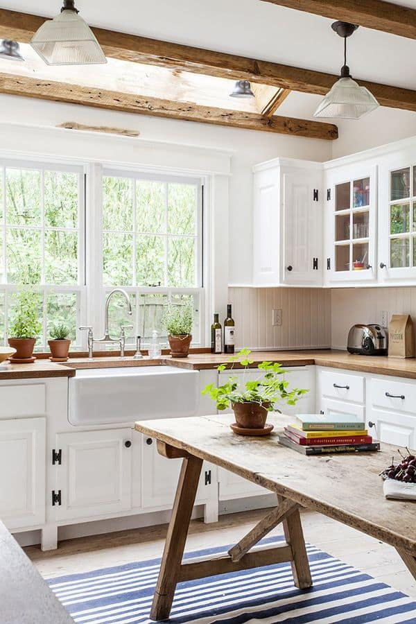 Top 20 Most Beautiful Wooden Kitchen Designs To Pin Right Now ...