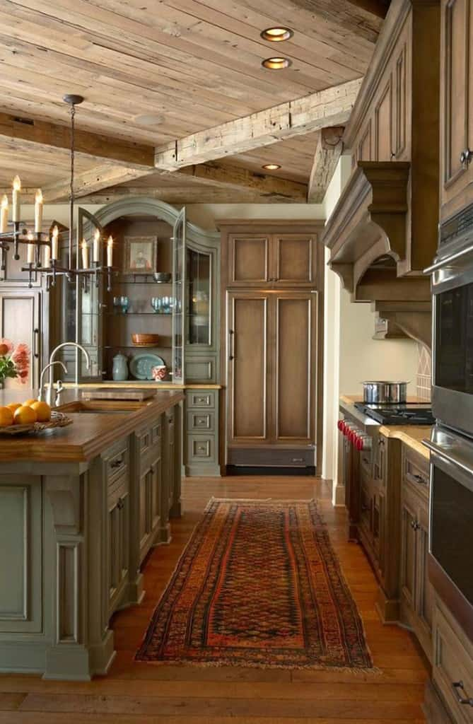 Top 20 Most Beautiful Wooden Kitchen Designs To Pin Right Now Homesthetics  (20)
