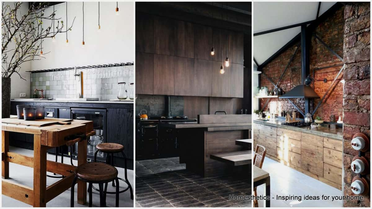 Top 20 most beautiful wooden kitchen designs to pin right now homesthetics inspiring ideas Wooden house kitchen design