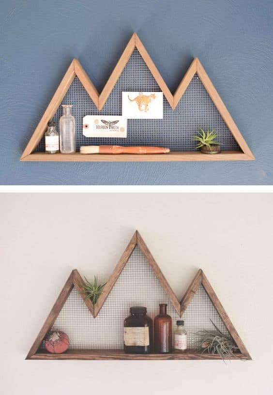 DIY Wood Wall Decor That Will Cozy Up Your Home In An Instant | Homesthetics - Inspiring ideas ...