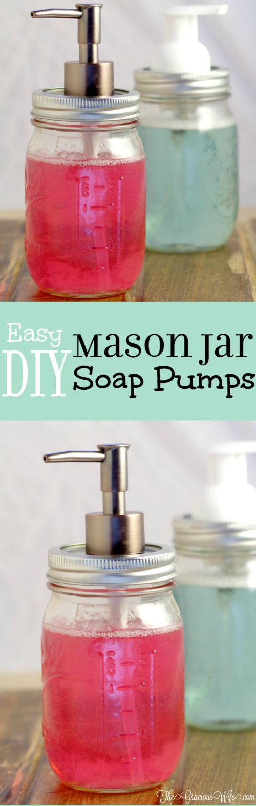 epic mason jar soap dispenser