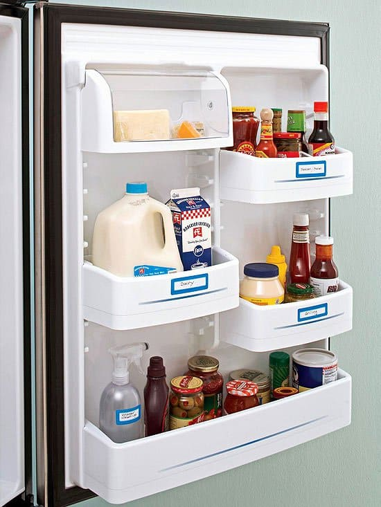 fridge organizing hacks-homesthetics.ne