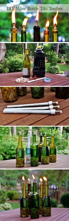 realize epic wine bottle tiki torches