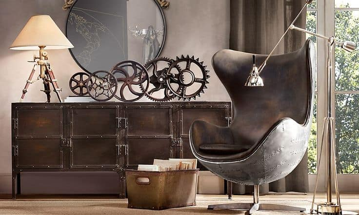 steampunkdecor - Steampunk Interior Design Ideas