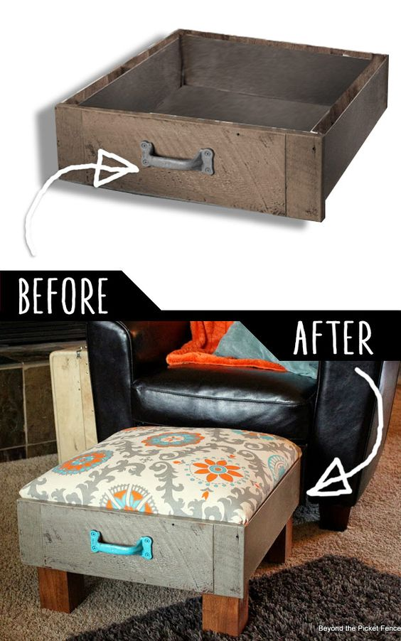 111 worlds most loved diy projects homesthetics magazine 86 build an epic ottoman out of a drawer solutioingenieria Images