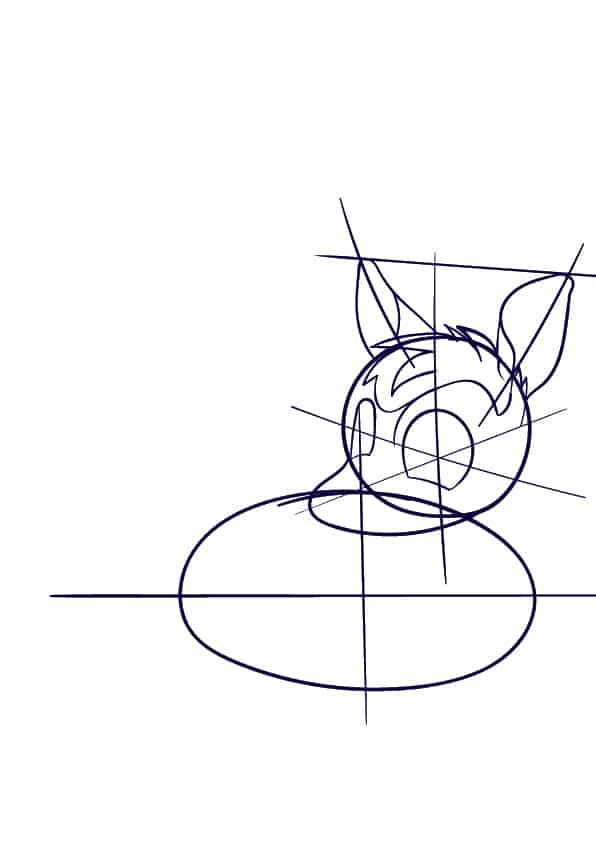 Learn How to Draw a Deer - Step by Step Tutorial