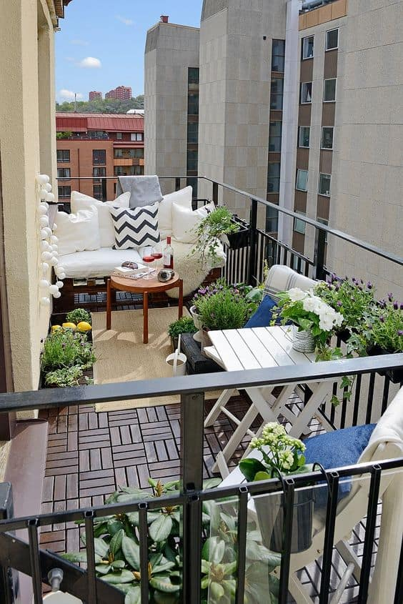 Difference Between Terrace And Balcony