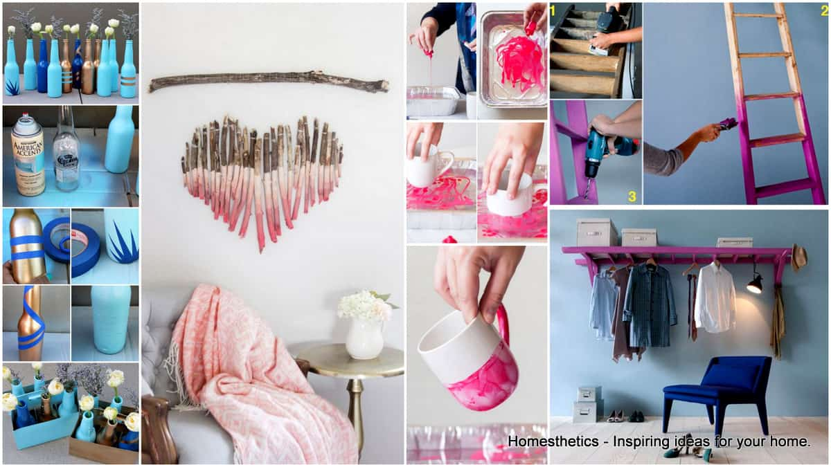 the do it yourself projects collection on homesthetics