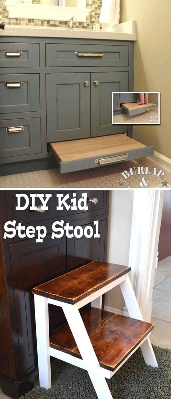 Easy to Do Fun Bathroom DIY Projects for Kids (1)