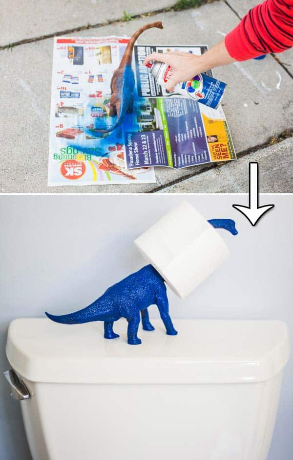 Easy to Do Fun Bathroom DIY Projects for Kids (10)