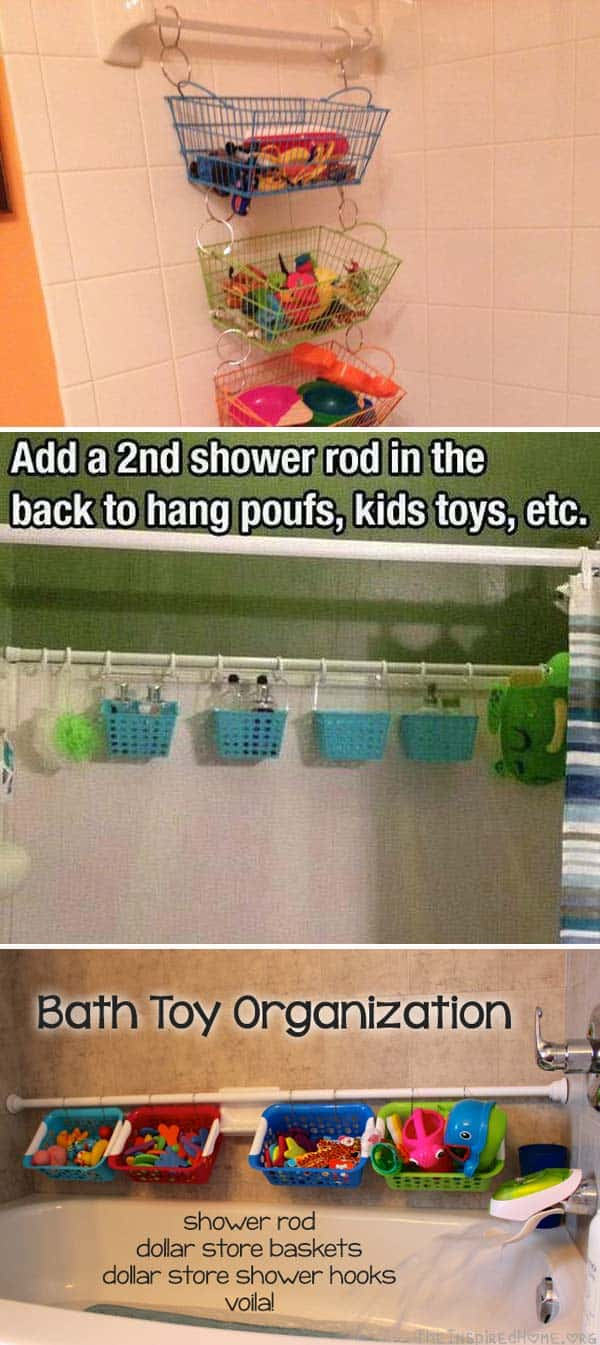 Easy to Do Fun Bathroom DIY Projects for Kids (11)