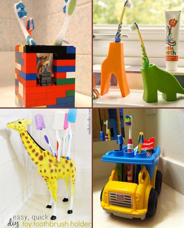 Easy To Do Fun Bathroom Diy Projects For Kids