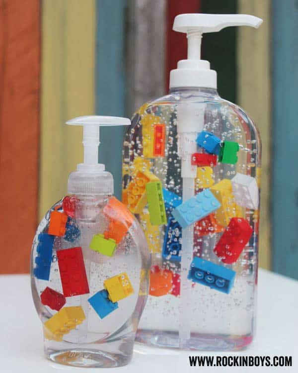 Hand Sanitizer For Baby Room