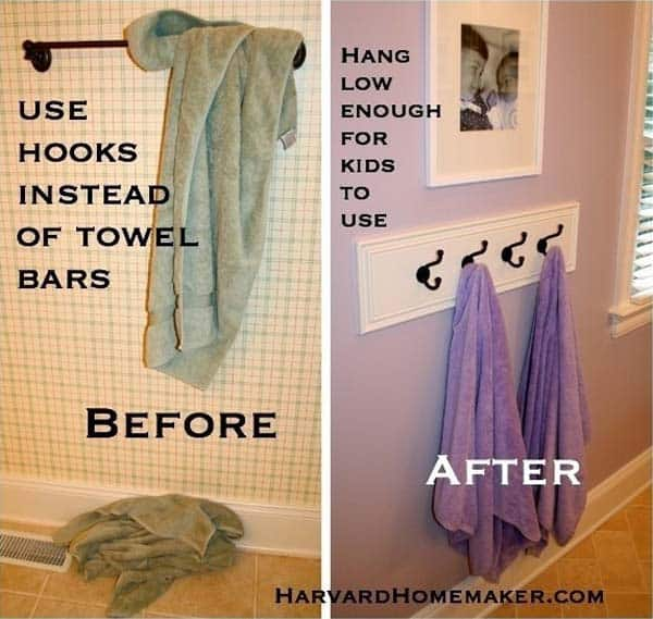 Easy to Do Fun Bathroom DIY Projects for Kids (6)