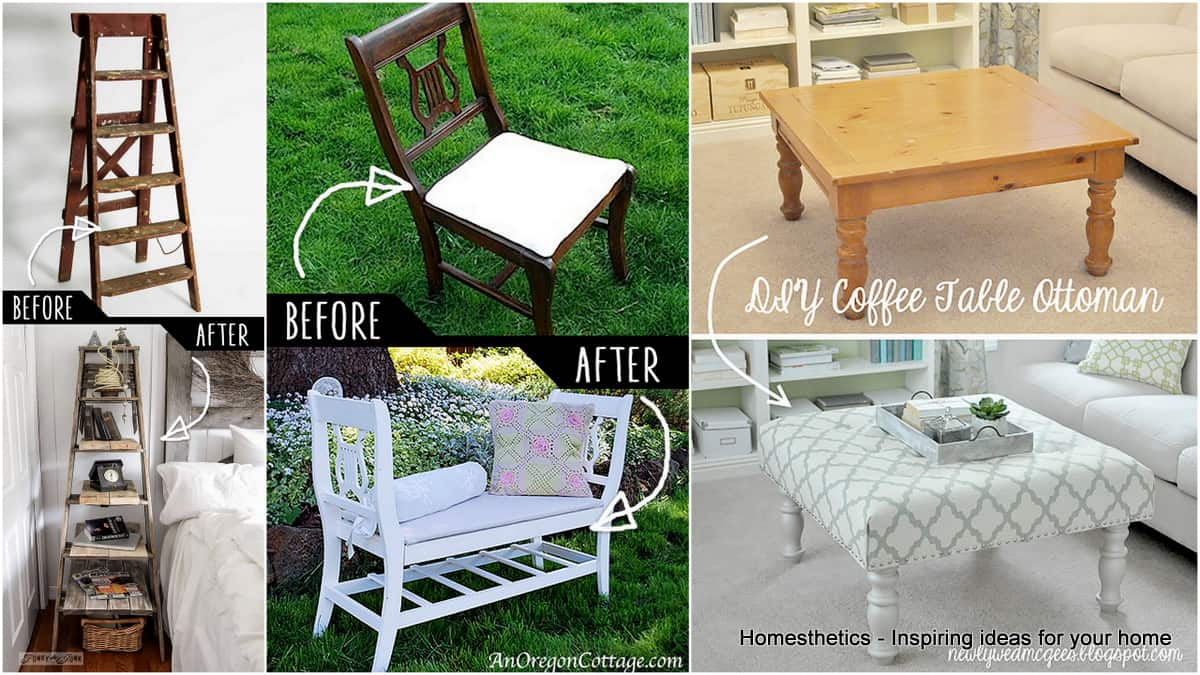 Ingenious Furniture Hacks You Ought To Try