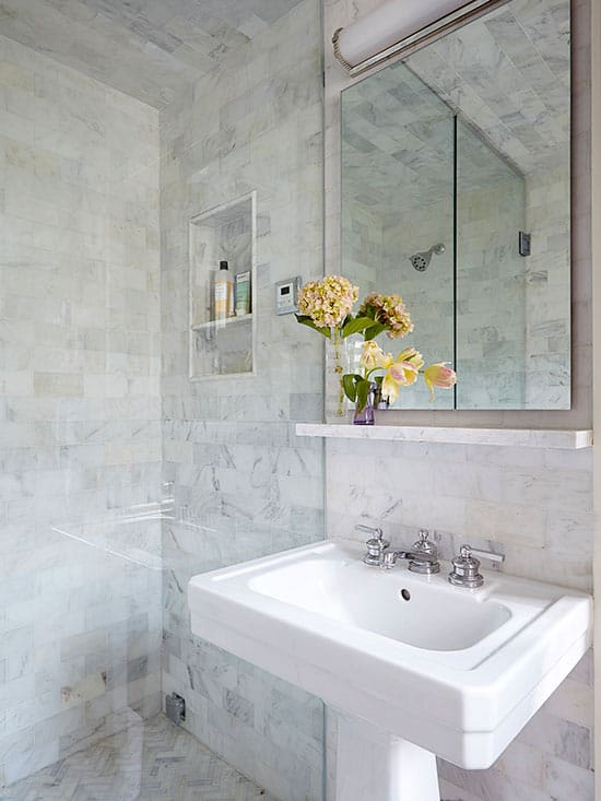 learn the pros and cons of having a walk in shower. Black Bedroom Furniture Sets. Home Design Ideas