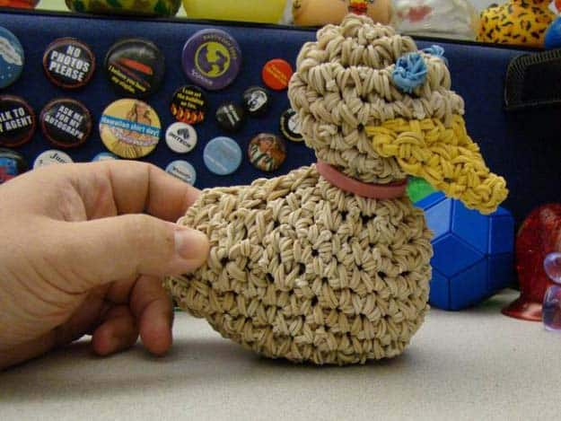 Rubber-Band-Duck