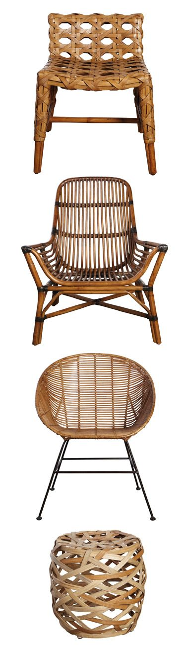 super cool rattan furniture collection