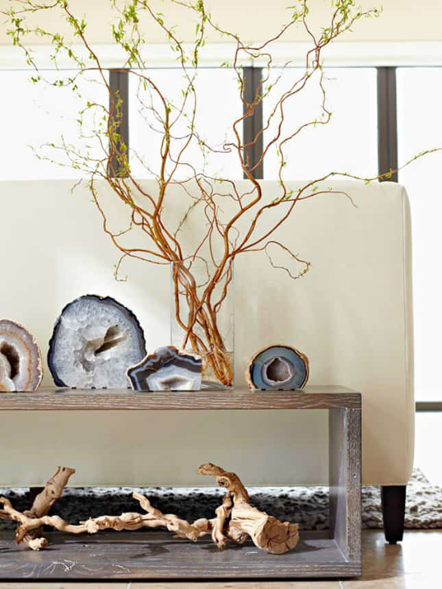 Diy Twig Decor Homesthetics