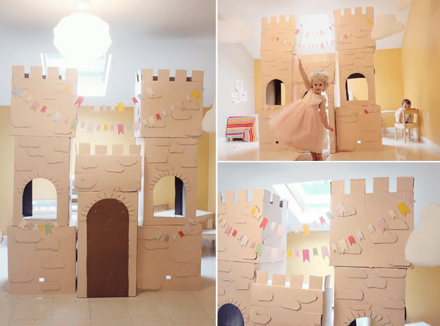 20 Ingeniously Creative Cardboard Projects To Realize At