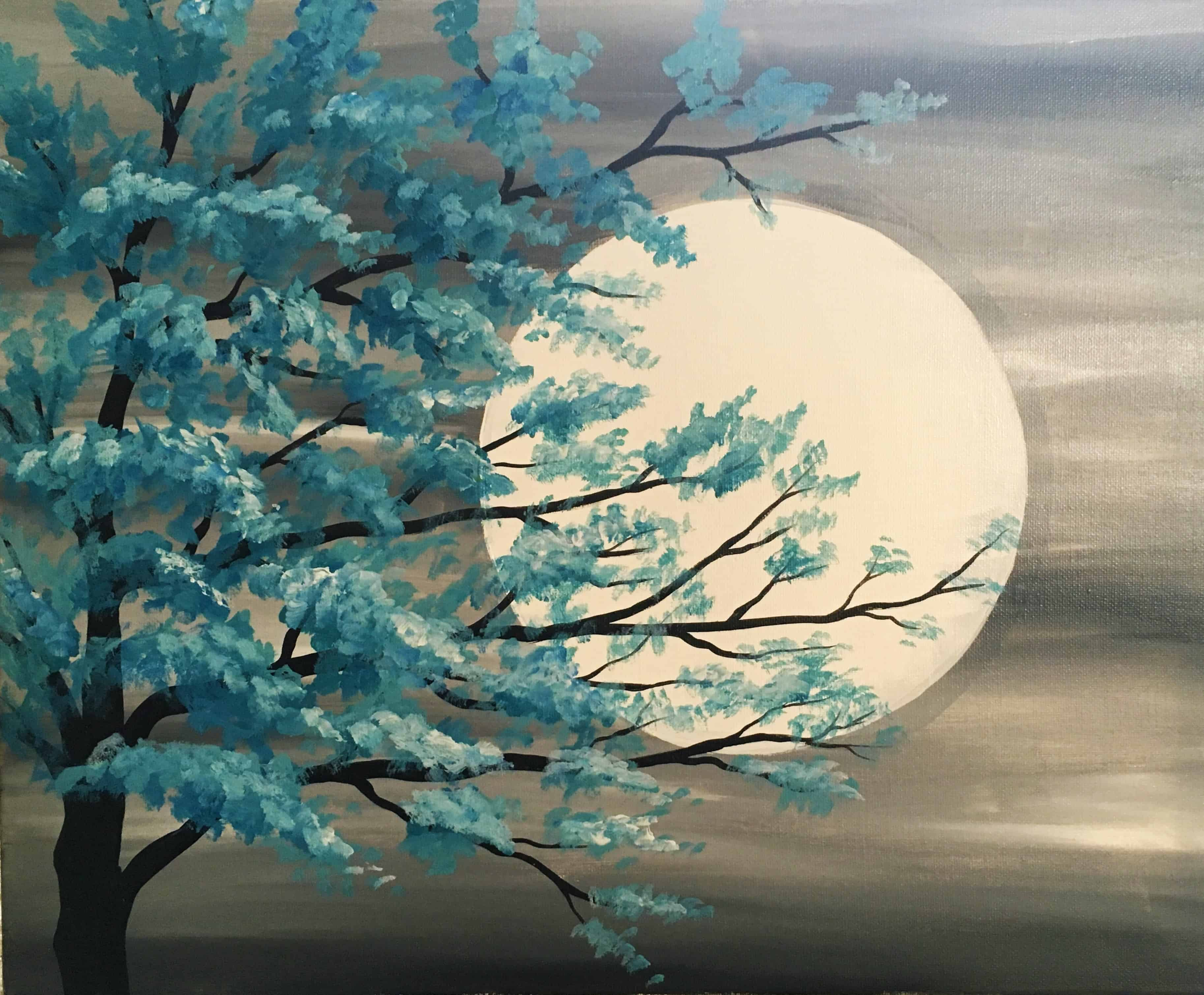 Learn The Basic Acrylic Painting Techniques for Beginners- Ideas and Projects-homesthetics (1)